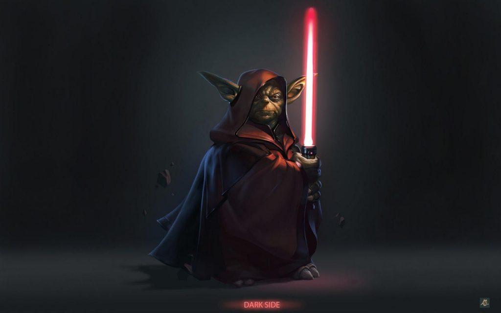 lado oscuro de la fuerza
