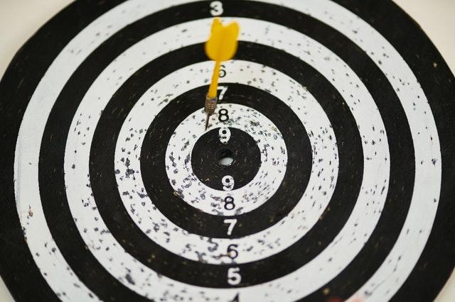 target del proceso de planificacion estrategica